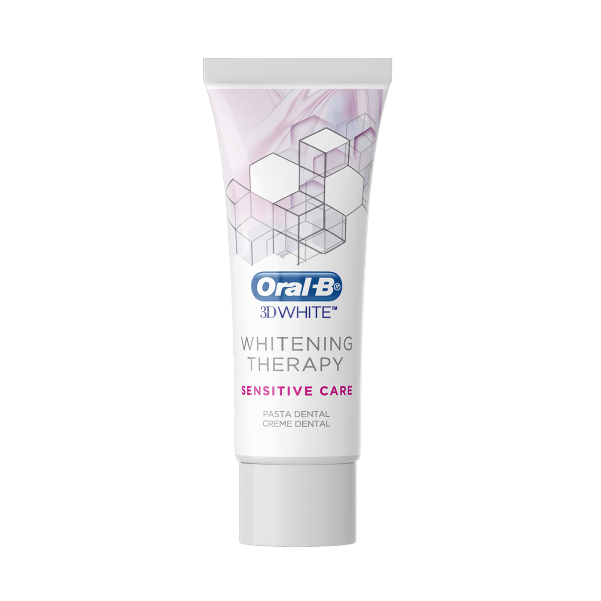 Creme Dental Oral B Whitening Therapy  Sensitive Care - 90g