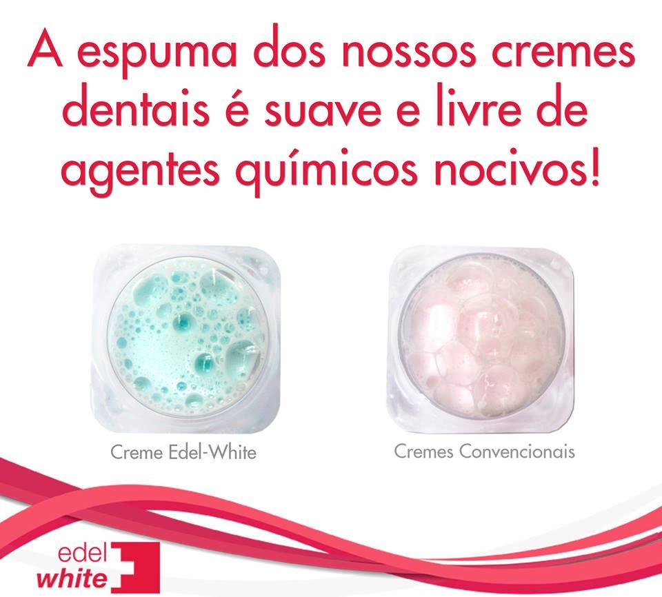 Creme Dental Sel de Vie 100g (Edel+White)