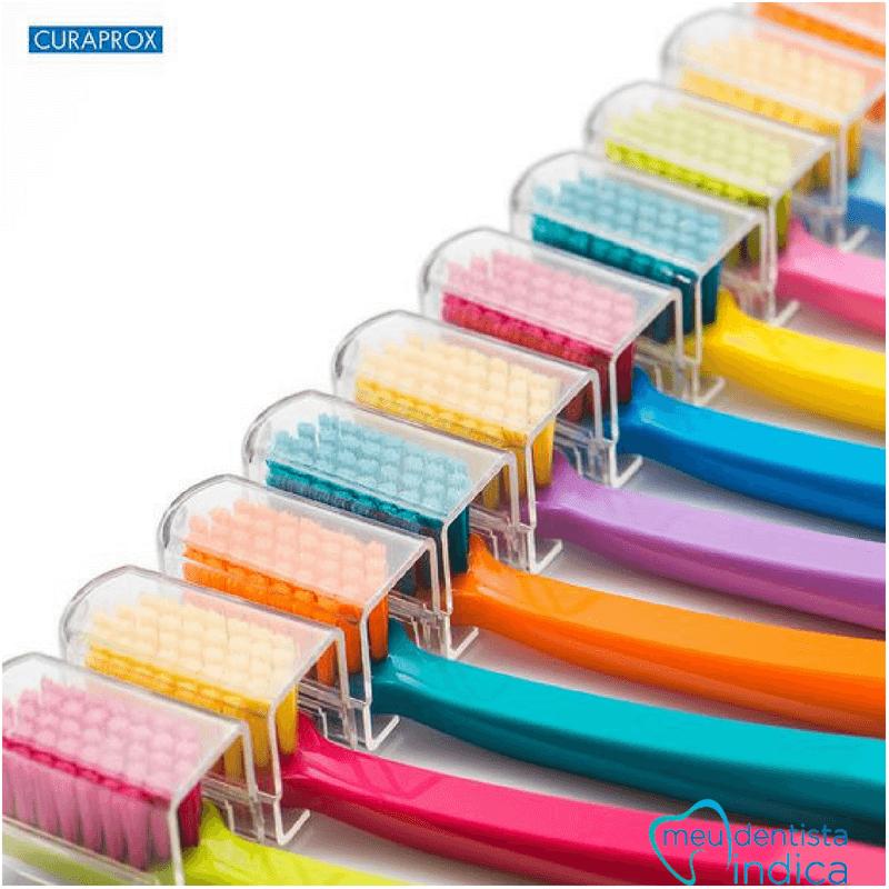 Escova Dental Curaprox 5460 - Cerdas UltraMacias