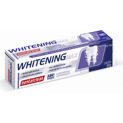 Gel Dental Whitening Max - 90g (DentalClean)