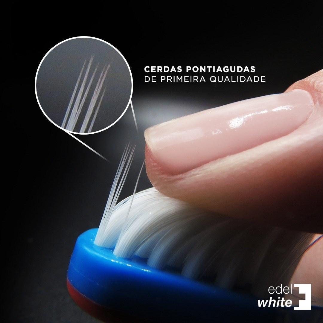 DUO Escova Dental UltraSoft (Edel White)