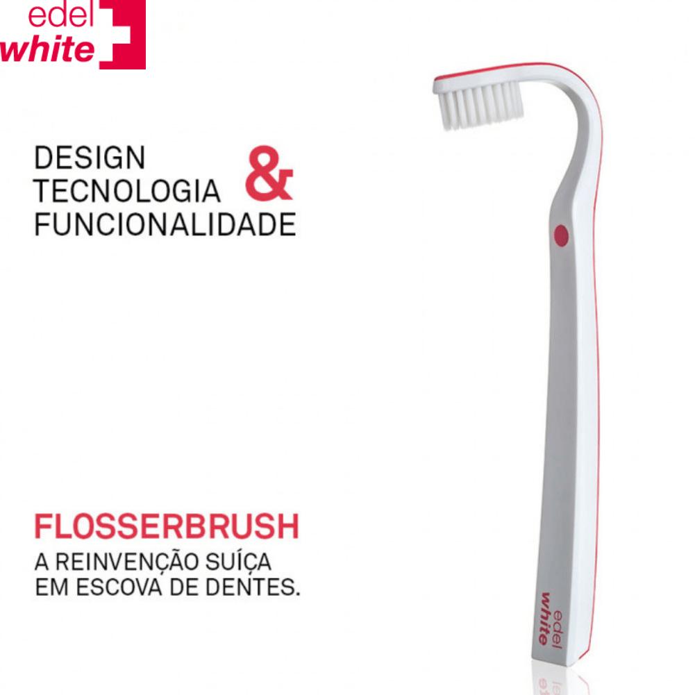 Escova Dental Edel White - Soft Brush