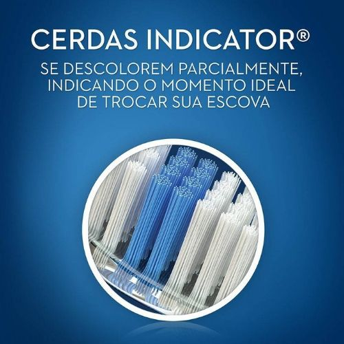 Escova Dental Indicator Plus 30 - Oral B