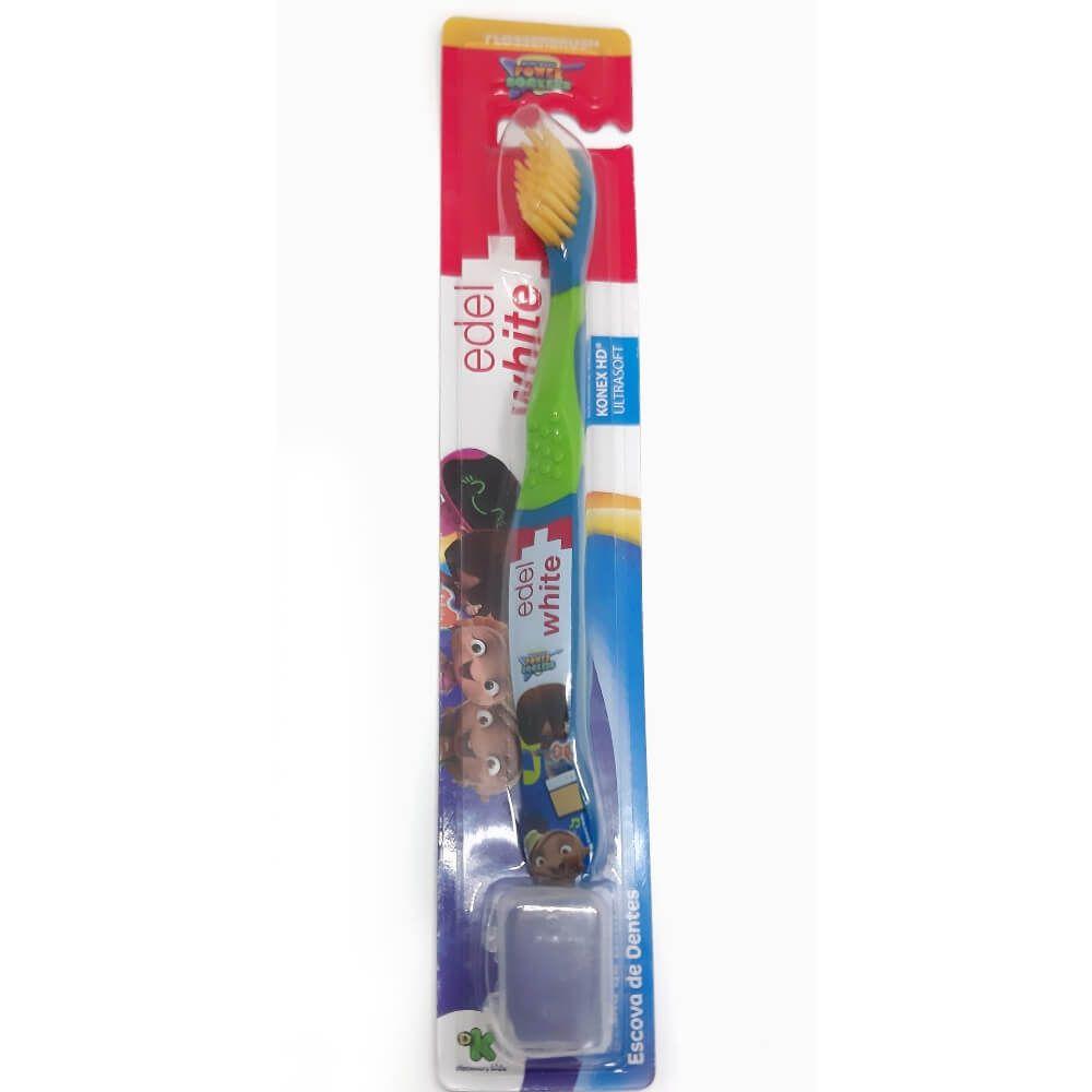 Escova Dental Infantil - Mini Beat Power Rockers