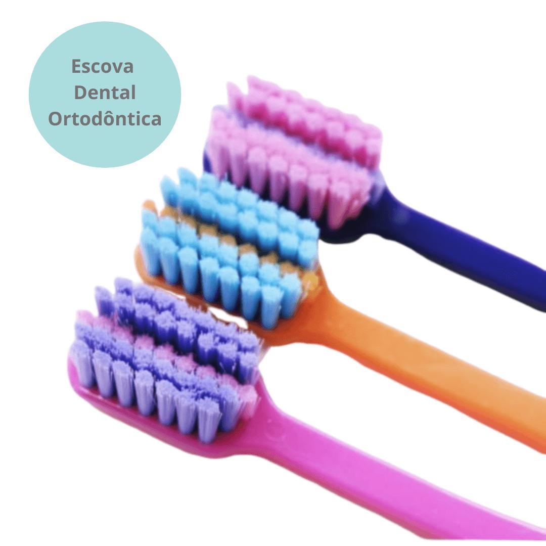 Escova Dental Ortodôntica Powerpro2.0 - 6580 cerdas