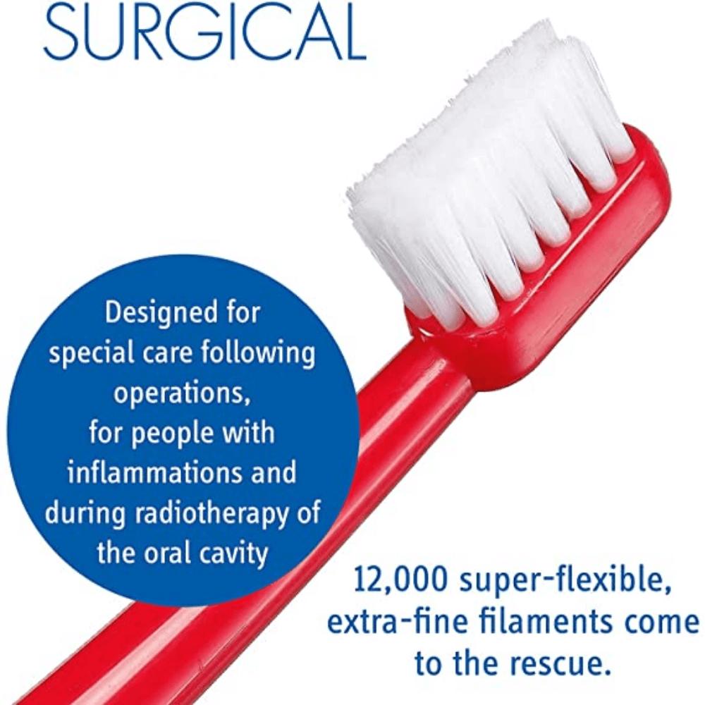 Escova Dental Pós-Cirúrgica Curaprox - CS Surgical