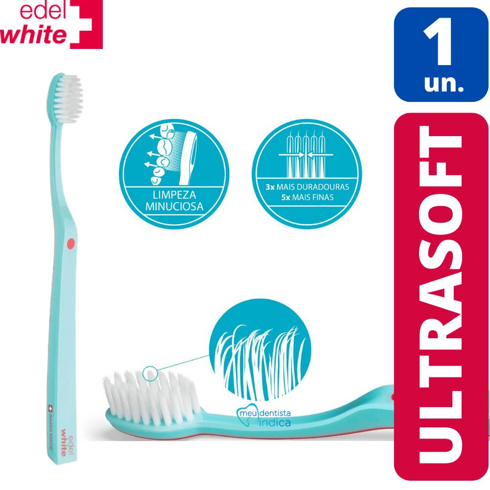 Escova Dental Ultra Soft (Edel+White)