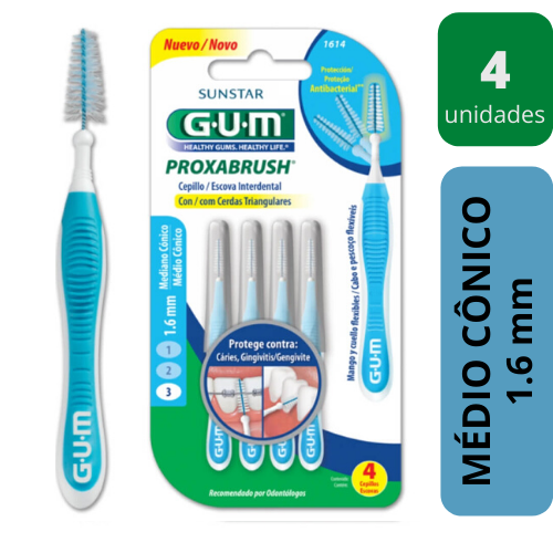 Escova Interdental Grossa (GUM)