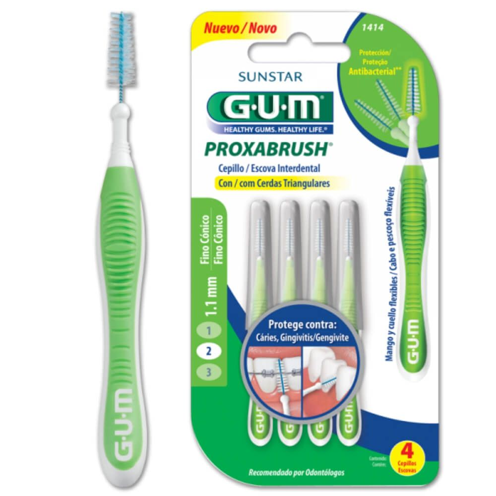 Escova Interdental Media (GUM)