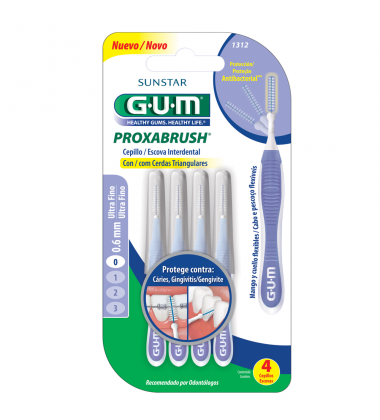 Escova Interdental Ultra Fina (GUM SUNSTAR)