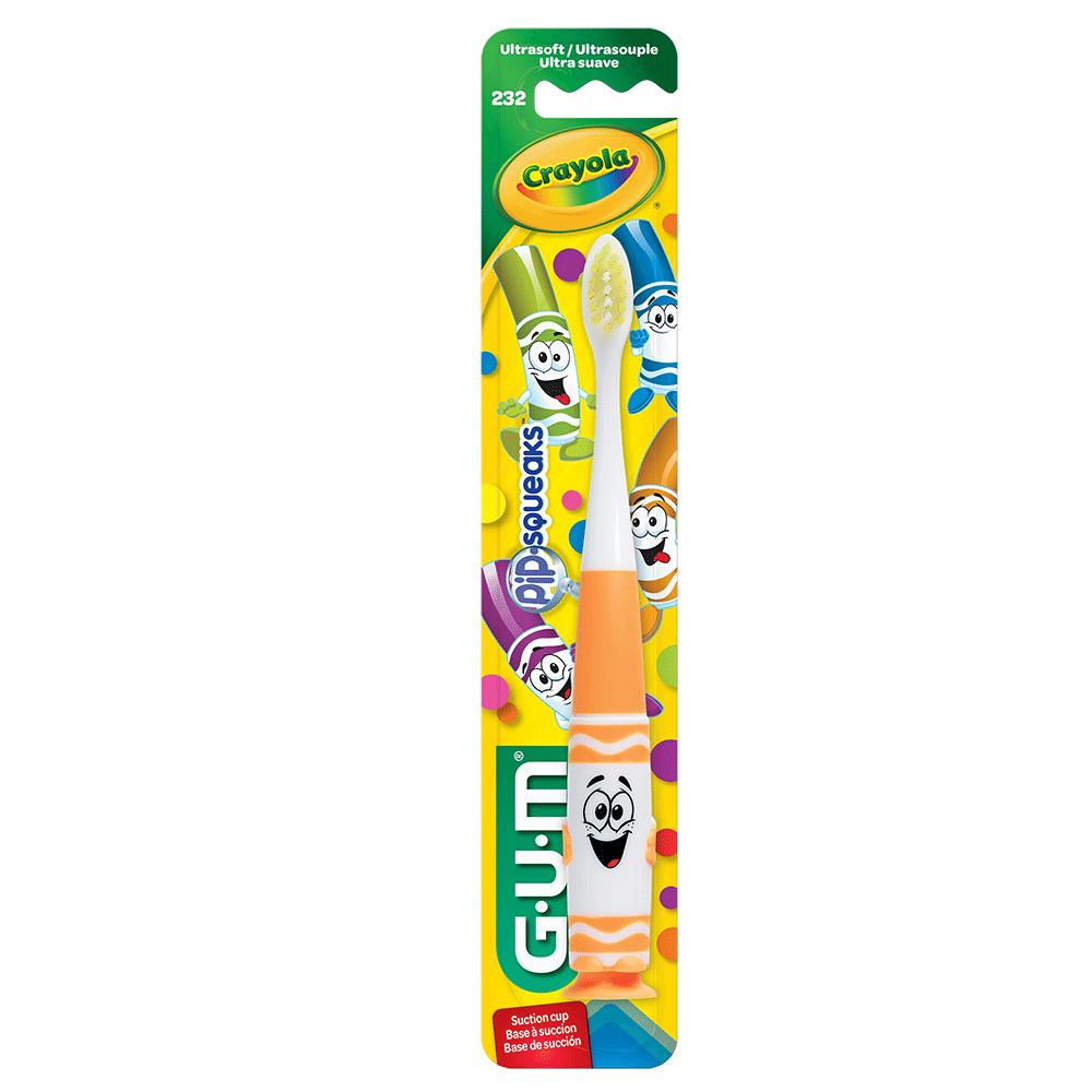Escova Pip-Squeak (GUM)