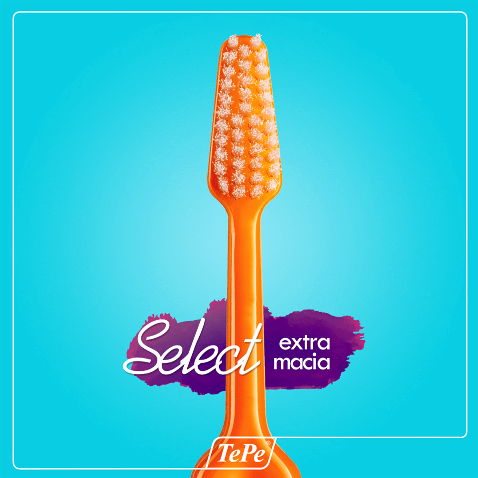 Escova Select Extra SOFT (TEPE)
