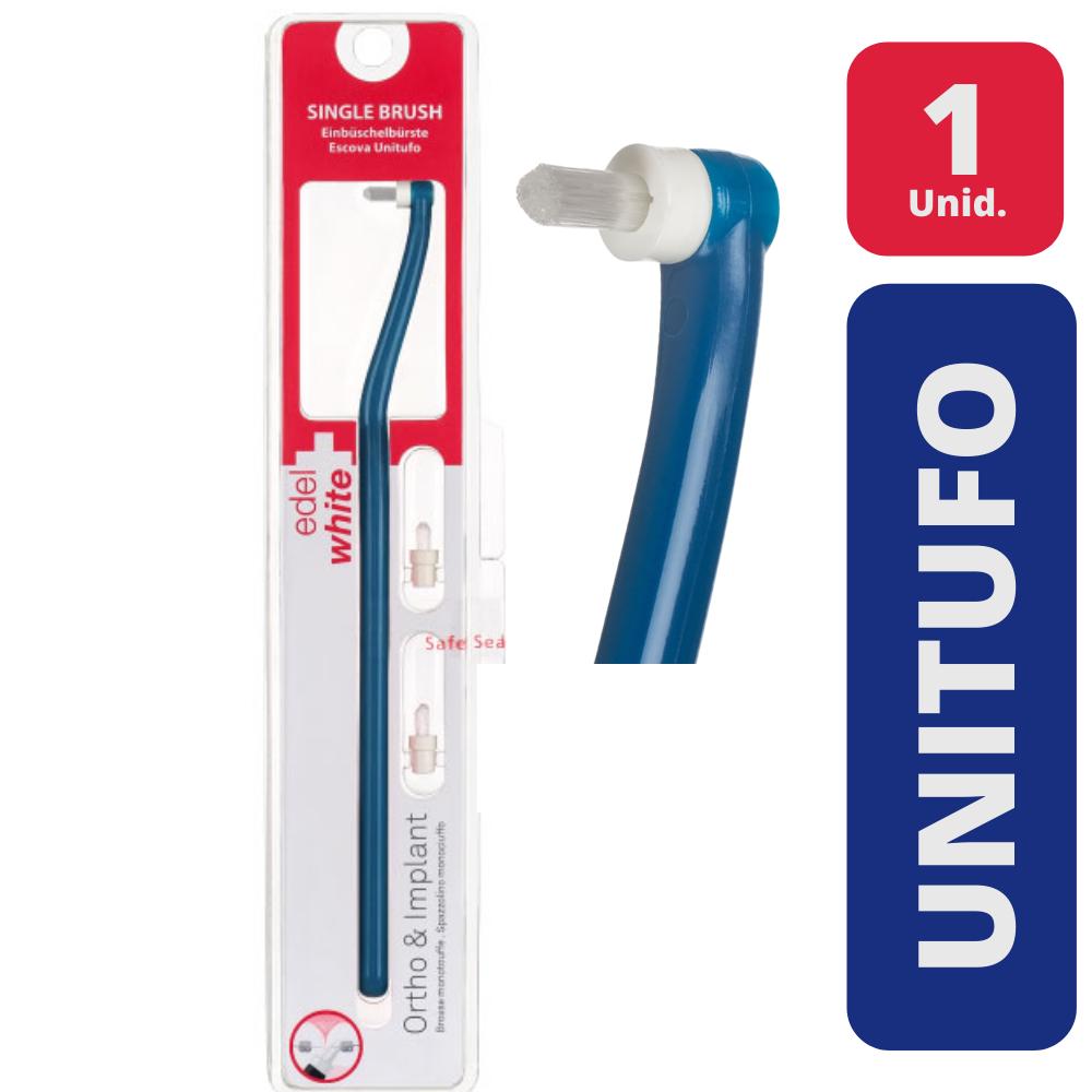 Escova Single Brush/Unitufo (Edel White)