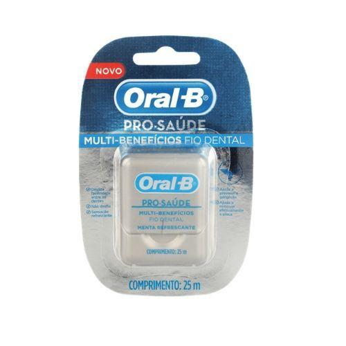 Fio Dental Pro-Saúde Oral B - 25m
