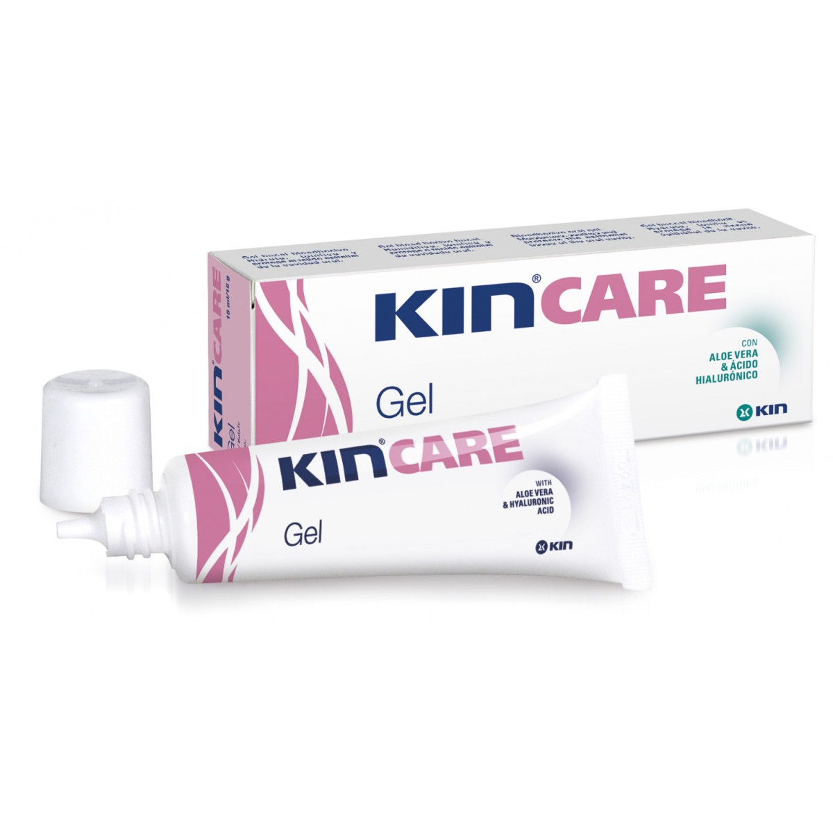 Kin Care Gel 36g/15ml - tratamento de aftas (PharmaKIN)