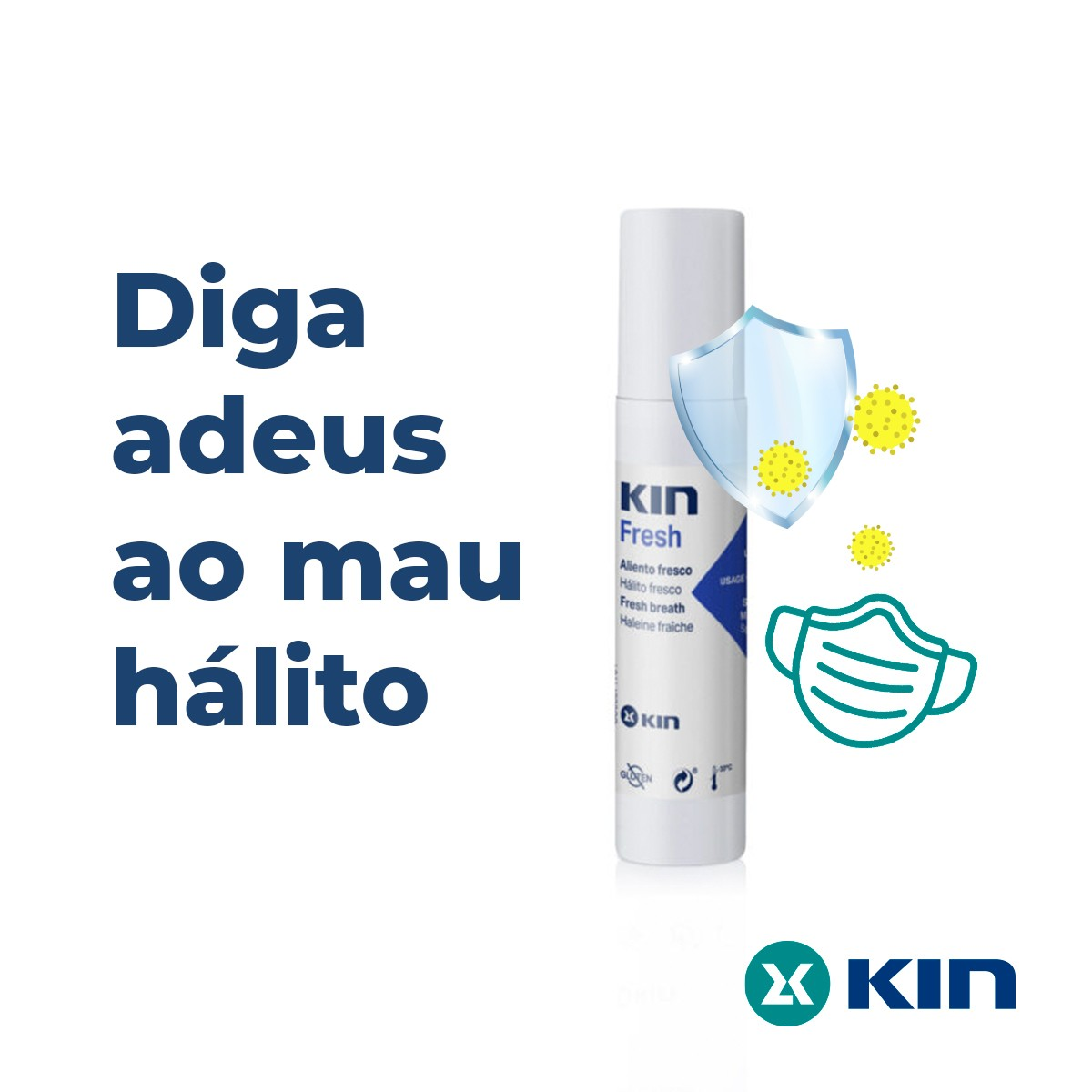 KIN FRESH Spray 10ML