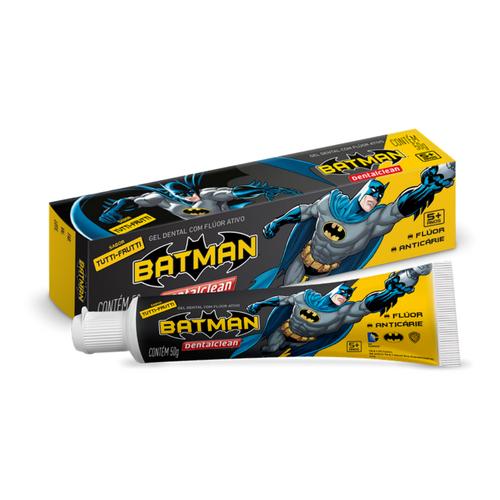 Kit Batman (Escova Elétrica + Escova Manual + Pasta Batman +Fio Dental)