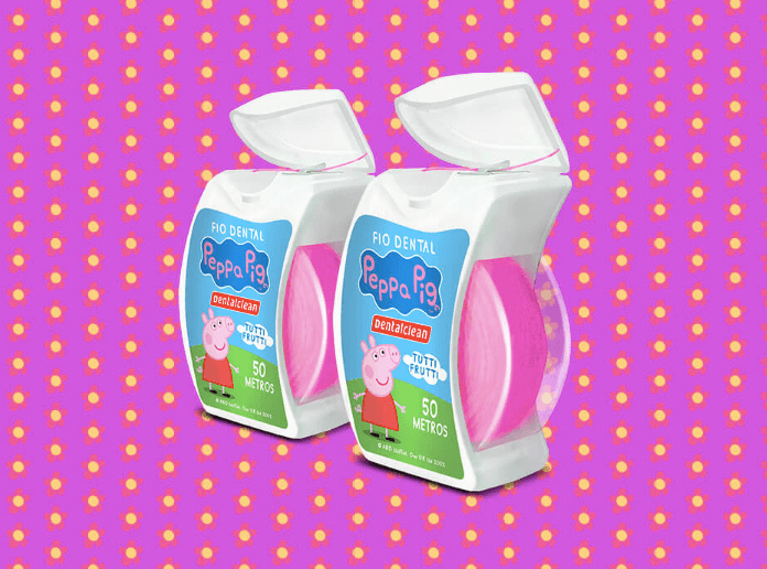 Kit Escolar Peppa pig - Higiene Oral