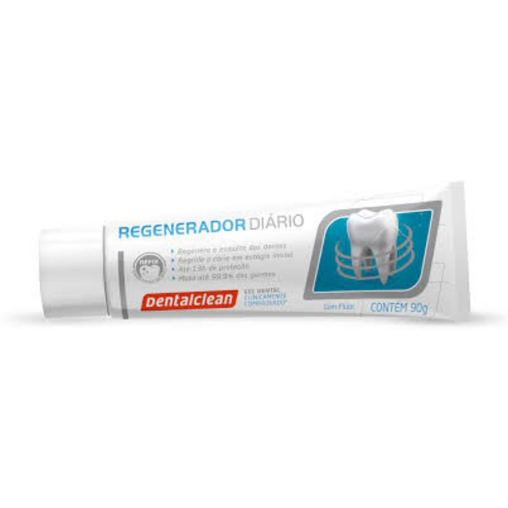 Kit Gel Dental Regenerador - Dental Clean - 6 unidades
