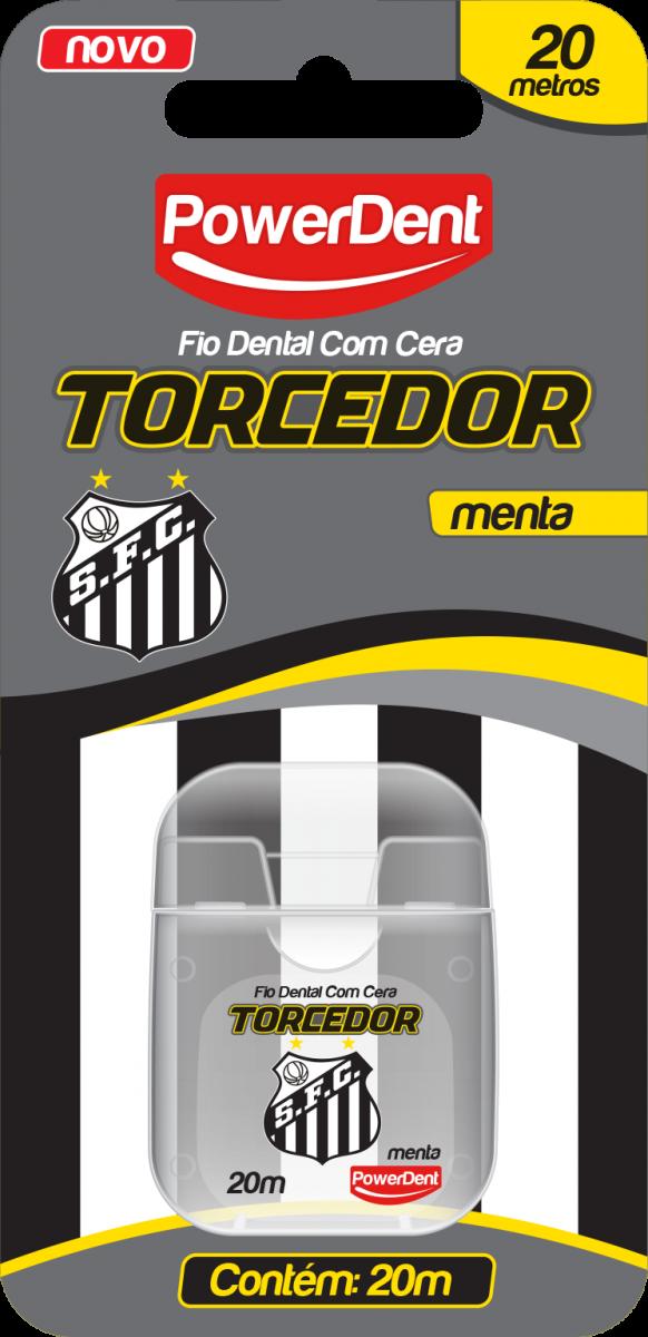 Kit Higiene Oral Torcedor - Santos