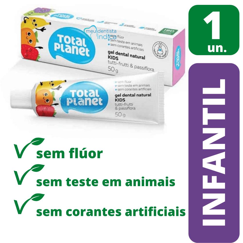 Kit  Natural Infantil ( Creme dental Infantil + Tepe Mini GOOD)