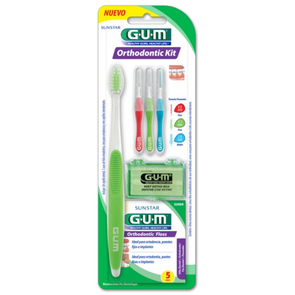 a75b4678b Kit Higiene Oral Ortodontia (GUM)