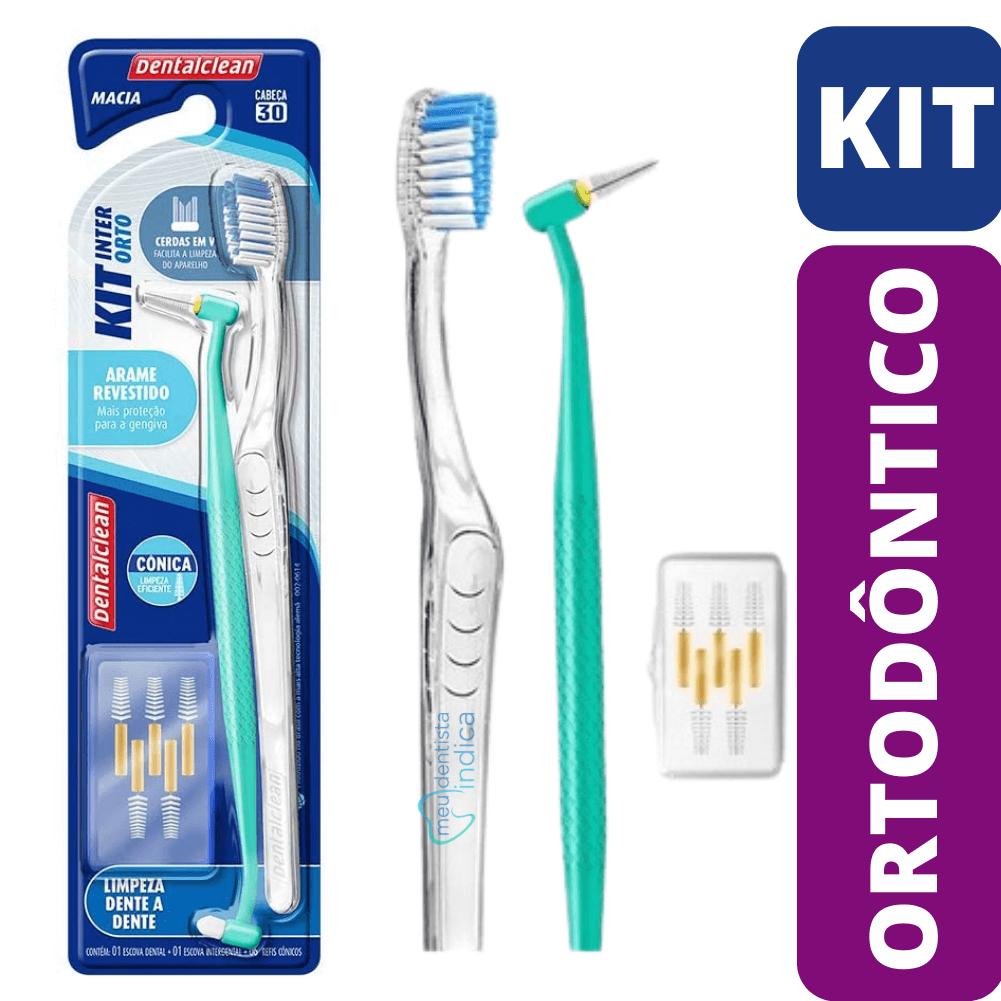 Kit Ortodôntico INTER ORTO (Dental Clean)