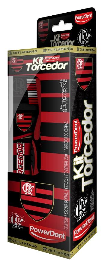 Kit Torcedor - Flamengo