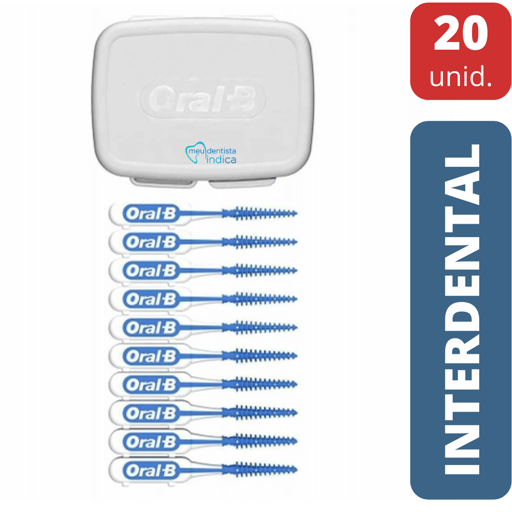 ORAL B - Pick Interdental Expert - 20 unidades