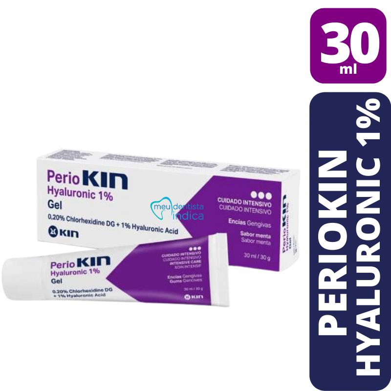 PerioKIN Hyaluronic 1% - Gel Clorhexidina 0,20% - 30ml