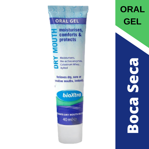 Saliva artificial BIOXTRA ( Gel Oral)