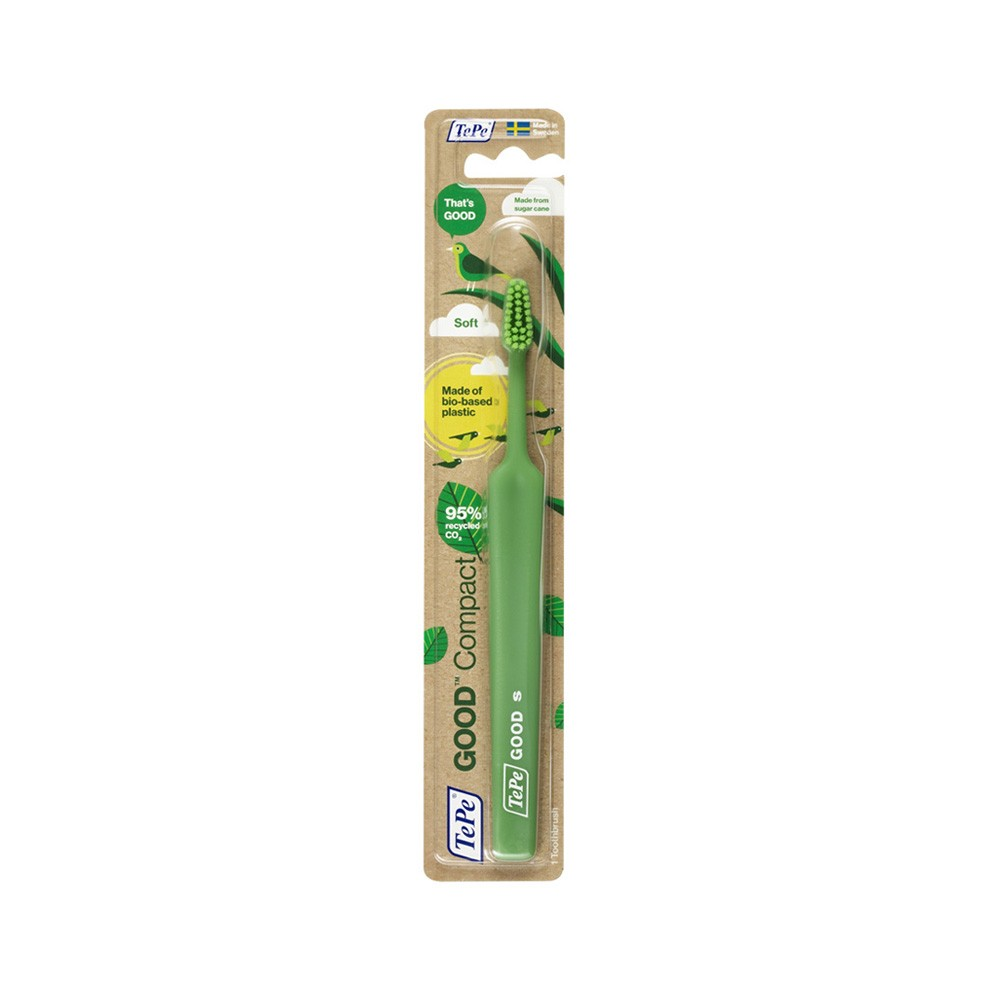 KIT: 6 Escovas Tepe GOOD Compact - Ecológica