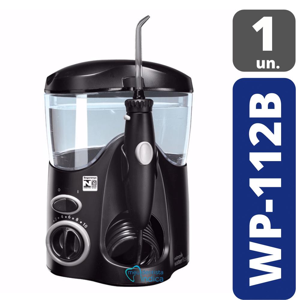 WATERPIK - Irrigador Oral Preto - WP112B 127V