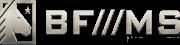 Adesivo BF///MS com ícone - Grande