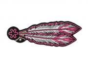Adesivo para Chapéu Tuff Pena Rosa 2256