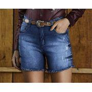 Bermuda Jeans Feminina Minuty Country 20635