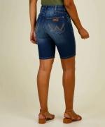 Bermuda Jeans Feminina Wrangler WF6703