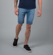 Bermuda Jeans Masculina Wrangler Larston WM6012