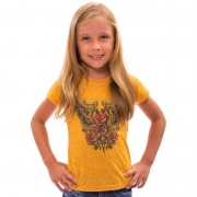 Blusa Infantil Miss Country Sun