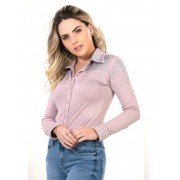 Body Feminino Miss Country Cristal