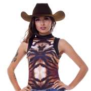 Body Feminino Ox Horns 7021