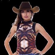 Body Feminino Ox Horns 7021