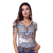 Body Feminino Ox Horns 7028