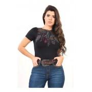Body Feminino Miss Country Paths