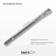 Bomba Inox Trot´s Quadrada