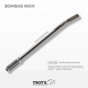 Bomba Inox Trot´s Redonda Rosca