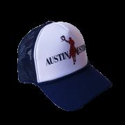 Boné Austin Western Branco Azul Marinho 656e38c6d14