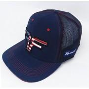 Boné Radade Azul Marinho USA