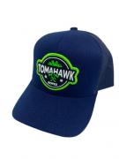 Boné Tomahawk Marinho 30852