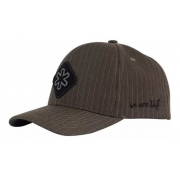 Boné Tuff Brown Pinstripe Marrom CAP-1311
